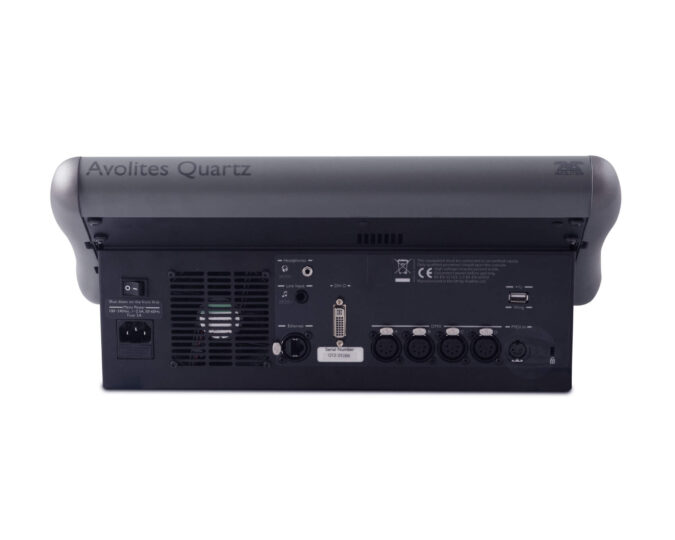 Avolites Quartz Lighting Desk Hire