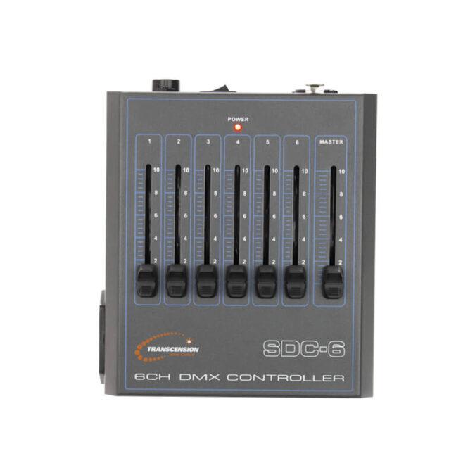sdc6-dmx-controller