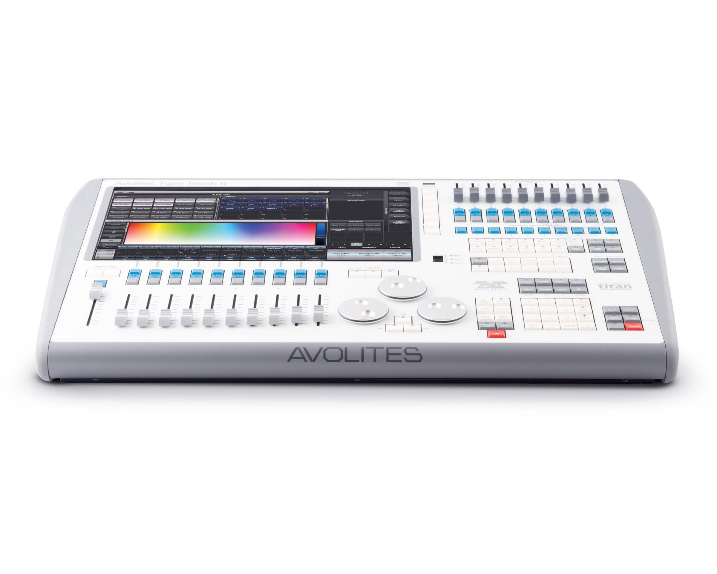 Avolites Tiger Touch 2 Hire