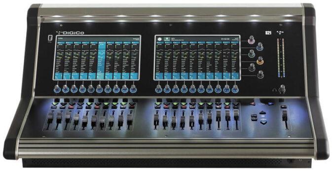 digico sound desk hire