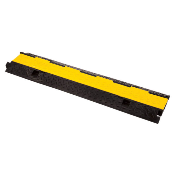 2 Channel Cable Ramp Hire London