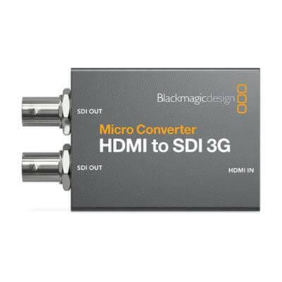 Blackmagic Design Micro HDMI-SDI Converter Hire
