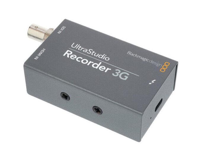 Blackmagic Ultra Studio Recorder 3G Hire
