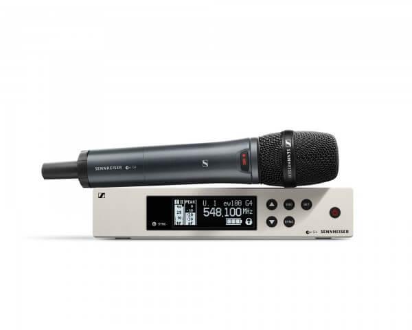 Handheld Radio Microphone Hire London