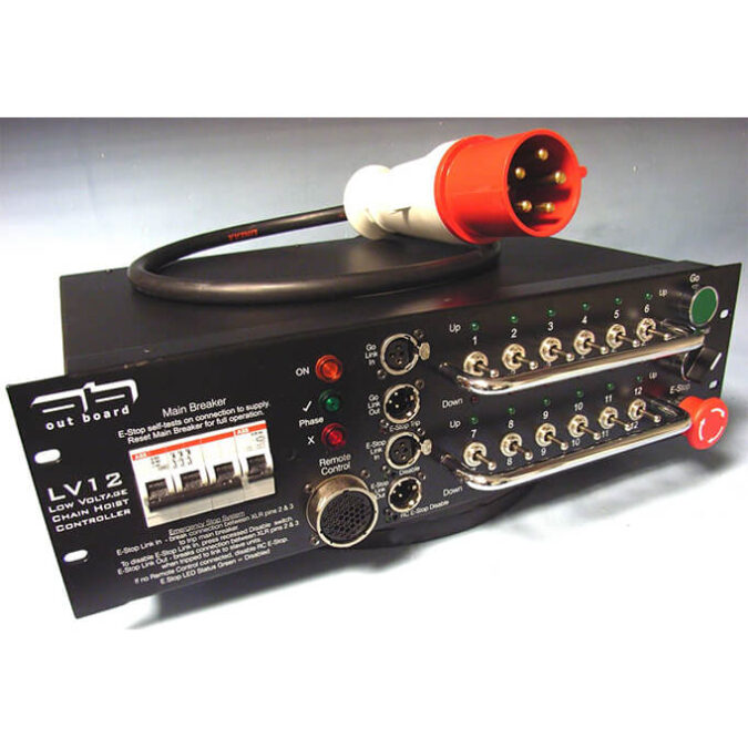 Outboard-Motor-Control Hire
