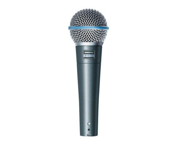 Microphones & DI