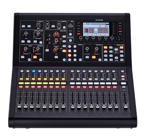 midas m32r sound desk rental