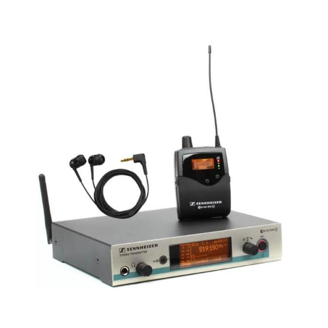 Sennheiser In Ear monitor hire