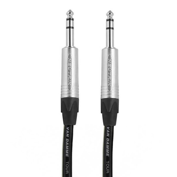stereo jack cable hire