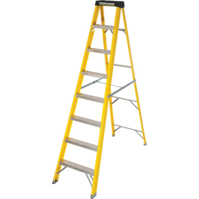 Youngman 8 Tread Ladder