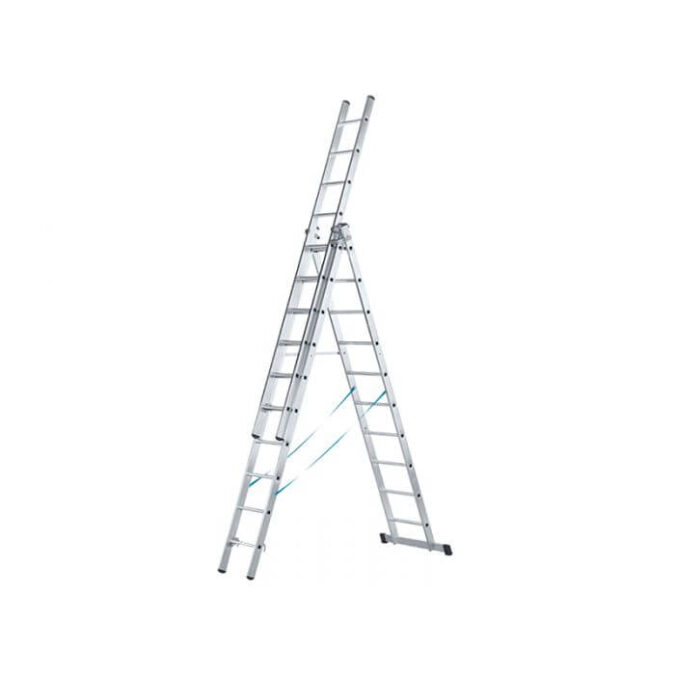 Zarges Skymaster Trade Ladder - 3 Part - 3 x 10 Rungs