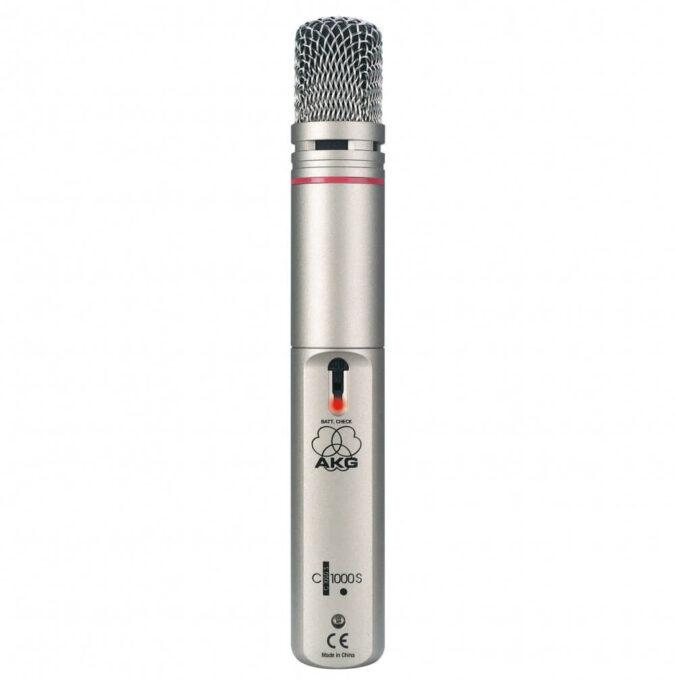 akg microphone hire
