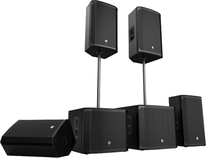 Band sound system hire surrey