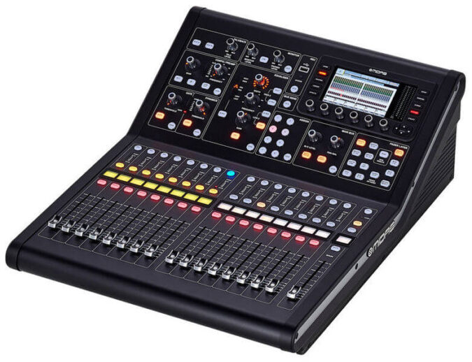 Midas Mixing Desk Hire