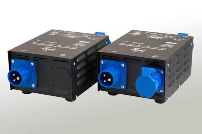 Single Channel Dimmer Hire