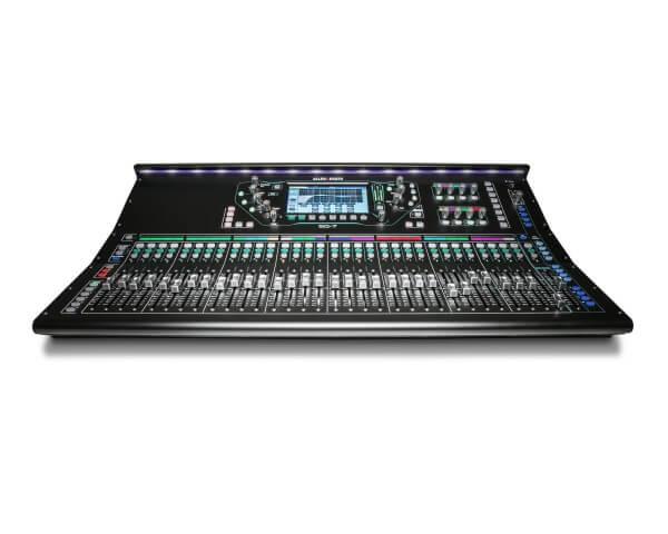 Allen & Heath SQ7 Mixing Desk Hire