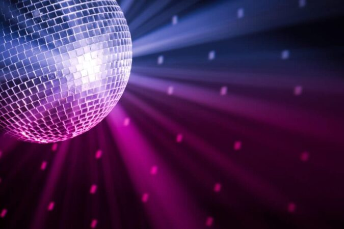 Glitter Ball Hire London