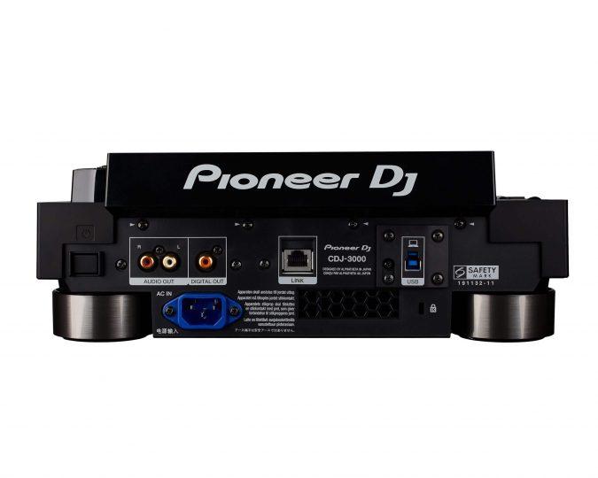 Pioneer CDJ 3000 Hire Surrey
