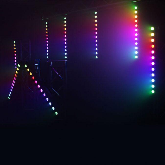 LED Lighting Hire London